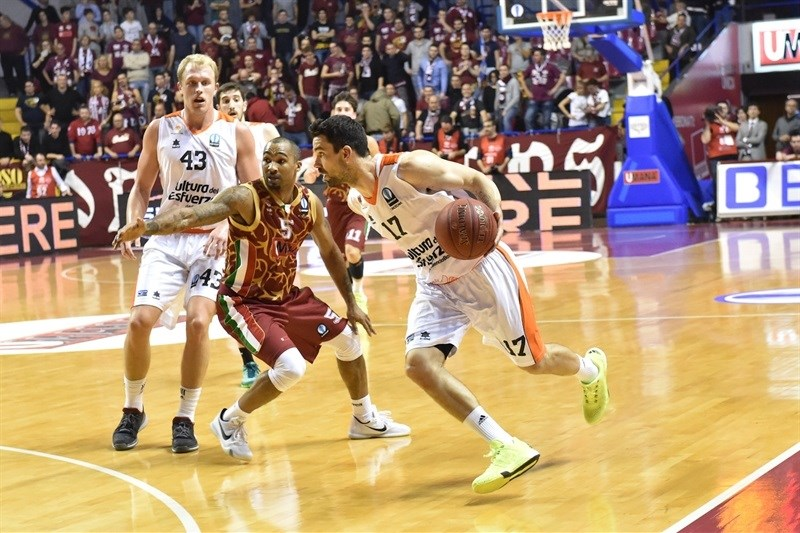 Rafa Martinez - Valencia Basket - EC15 (photo Reyer Venice)