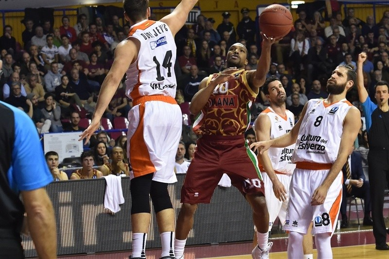 Mike Green - Umana Reyer Venice - EC15 (photo Reyer Venice)