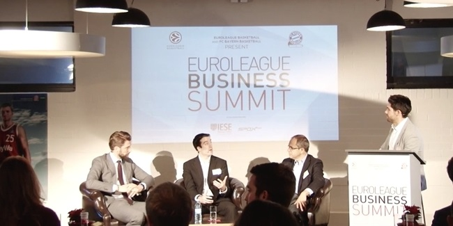 Euroleague Business Summit in Munich explores sports trends