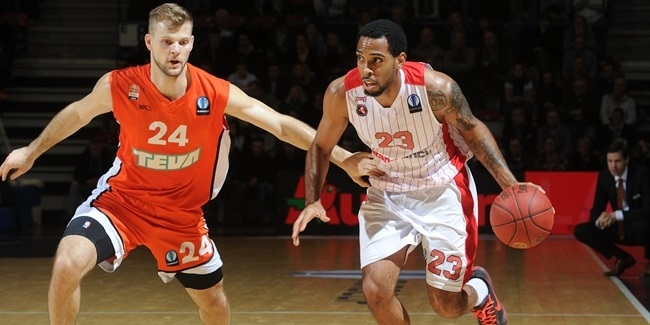 Regular Season, Round 10: SLUC Nancy vs. ratiopharm Ulm