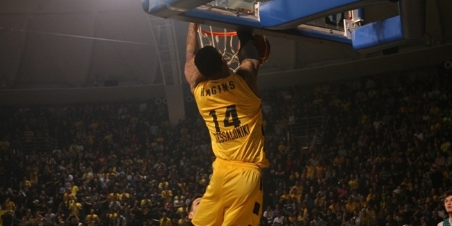 Regular Season, Round 10: Aris Thessaloniki vs. Banvit Bandirma