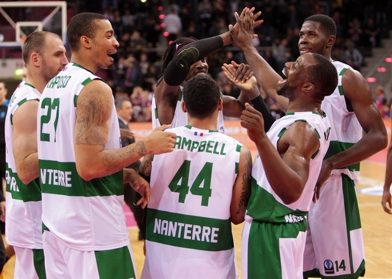 Players JSF Nanterre - EC15 (photo Telekom Bonn - Jörn Wolter)