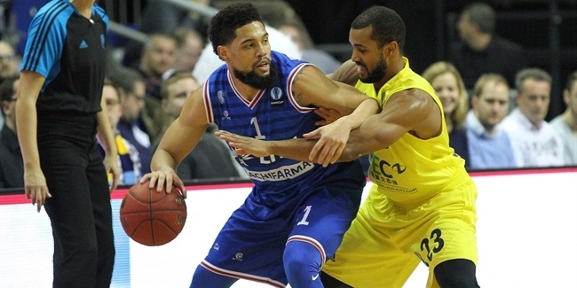 Regular Season, Round 10: ALBA Berlin vs. Enel Basket Brindisi