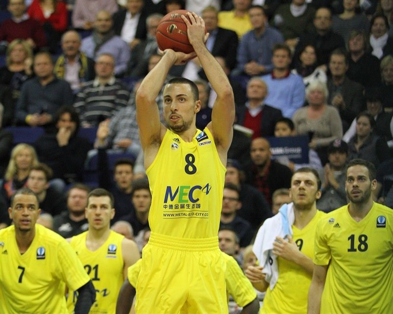 Ismet Akpinar - ALBA Berlin - EC15 (photo ALBA Berlin - Camera4)