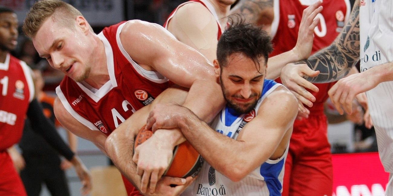 RS Round 10 report: Brose Baskets Bamberg cruises past Sassari