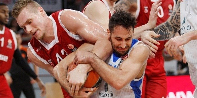 Regular Season, Round 10: Brose Baskets Bamberg vs. Dinamo Sassari