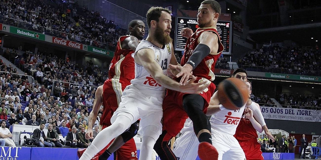 RS Round 10 report: Madrid shatters assists record, advances to Top 16