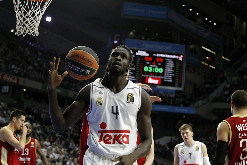 Maurice Ndour - Real Madrid - EB15