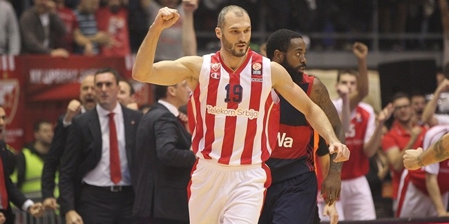 Domestic roundup: Crvena Zvezda opens Serbian playoffs with victory