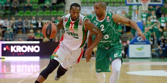 Khimki strengthens lineup with high-flyer Carter