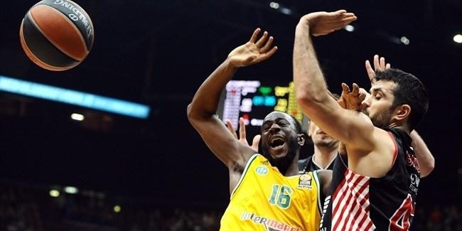 Regular Season, Round 10: EA7 Emporio Armani Milan vs. Limoges CSP