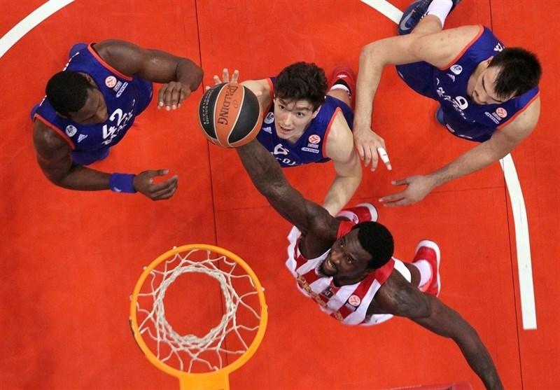 Othello Hunter - Olympiacos Piraeus - EB15