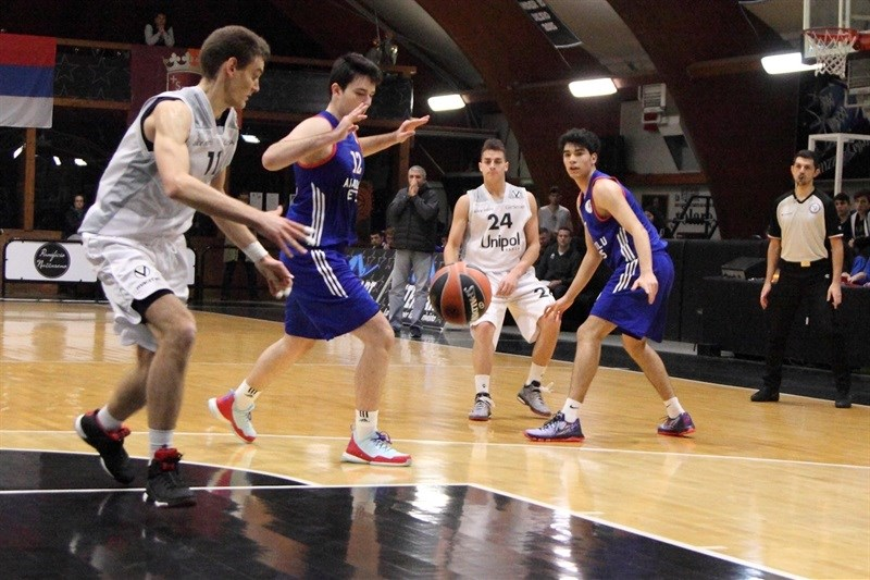 Danilo Petrovic - U18 Virtus Bologna - JT15 (photo Lello Vitale)
