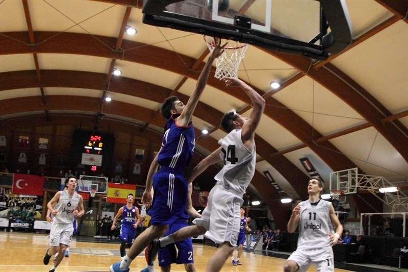 Lorenzo Penna - U18 Virtus Bologna - JT15 (photo Lello Vitale)
