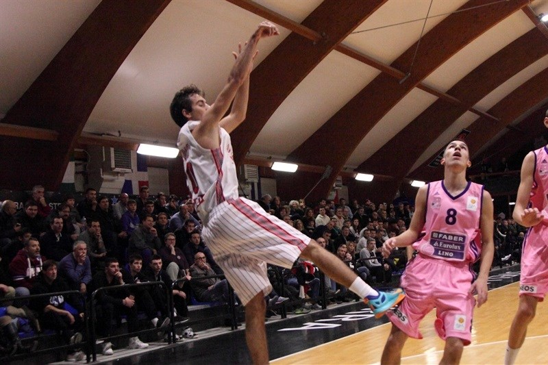 Davide Toffali - U18 Armani Junior Milan - JT15 (photo Lello Vitale)