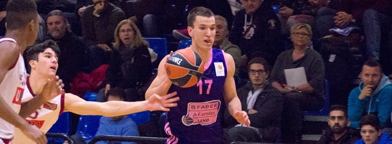 Partizan invests in future with former ANGT MVP Aranitovic