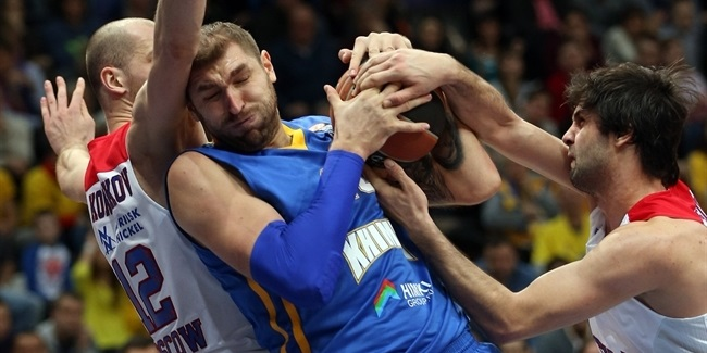 Khimki re-signs center Sokolov for coming season