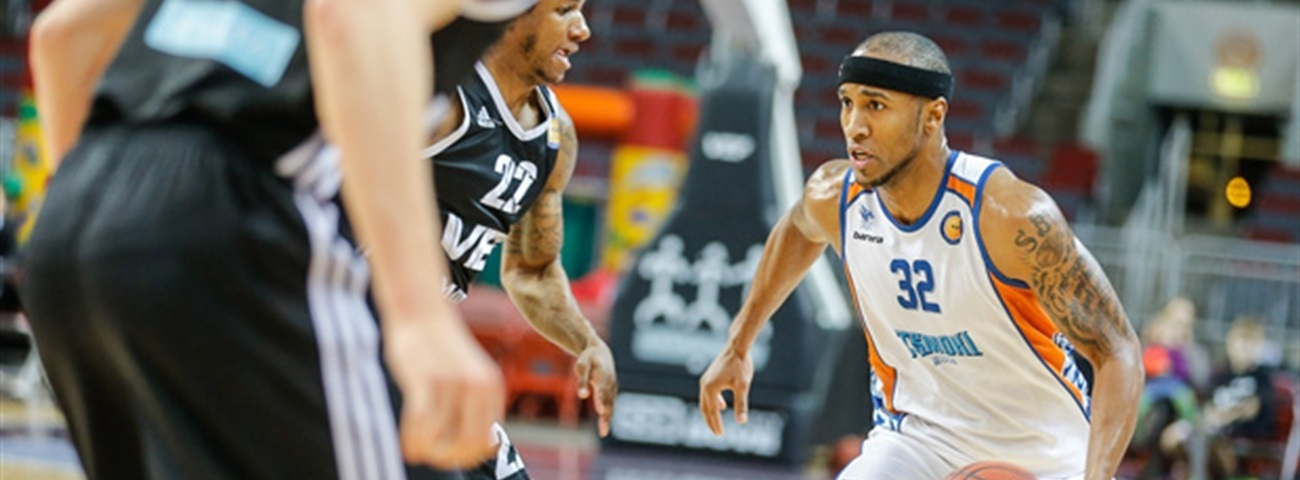Szolnoki adds point guard Burrell ahead of Last 32