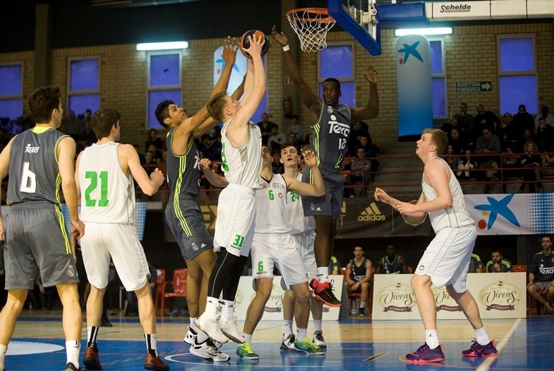 David Kralj - U18 Union Olimpija Ljubljana - JT15 (photo Paco Largo)