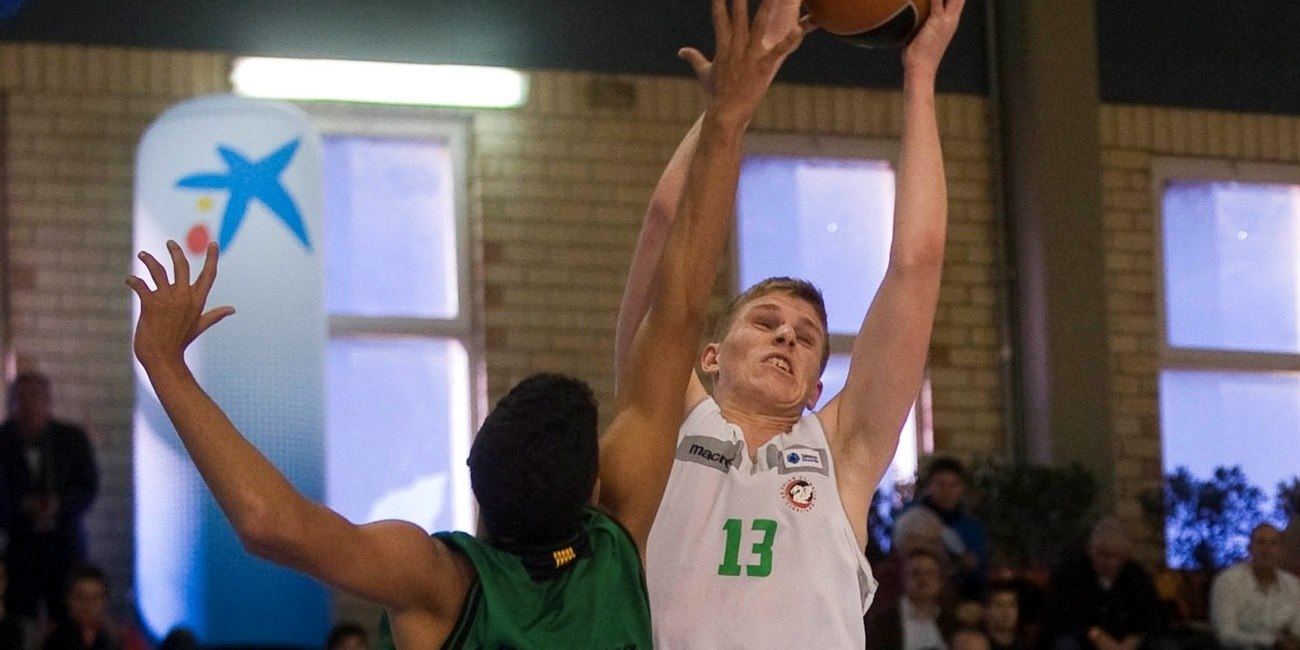 Ziga Jurcek - U18 Union Olimpija Ljubljana - JT15 (photo Paco Largo)