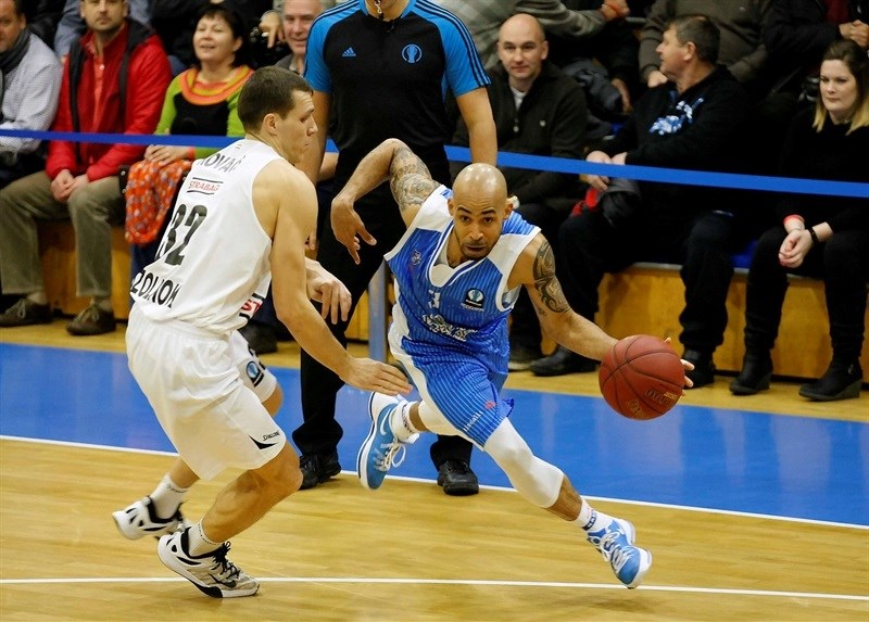 David Logan - Dinamo Banco di Sardegna Sassari - EC15 (photo Skolnoki Olaj)
