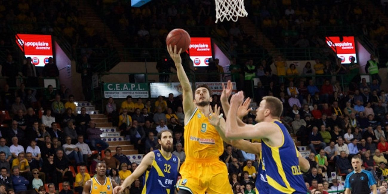 Leo Westermann - Limoges CSP - EC15 (photo EWE Baskets)