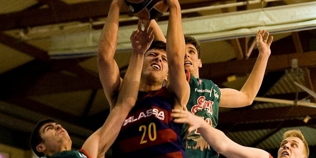Road to ANGT Finals: Zizic does dirty work for Barcelona