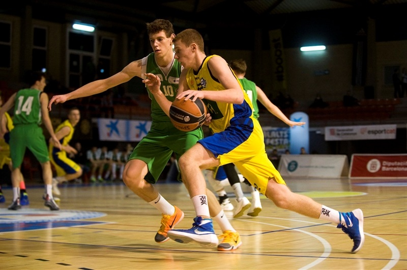 Amit Suss - U18 Maccabi Teddy Tel Aviv - JT15 (photo Paco Largo)
