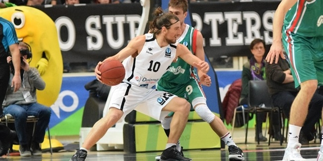 Inside the eighthfinals: Dolomiti Energia Trento - CAI Zaragoza