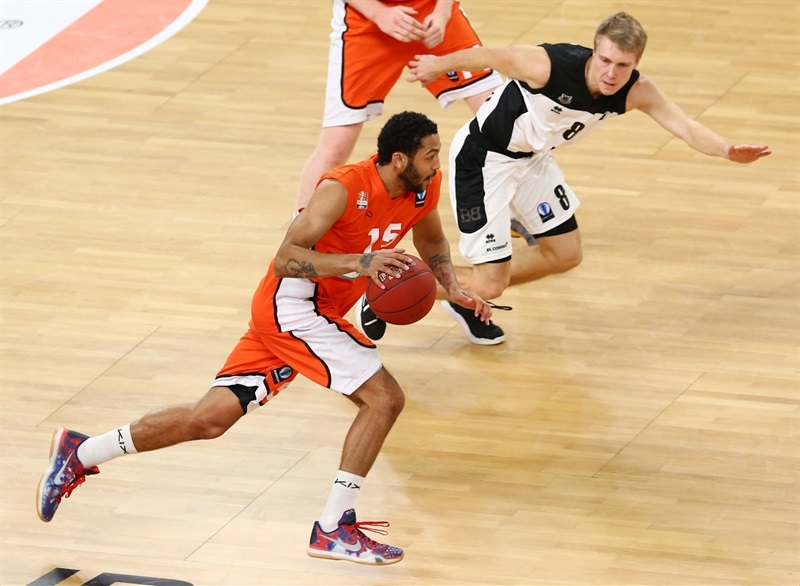 Pierria Henry - ratiopharm Ulm - EC15 (photo Florian Achberger - Ratiopharm Ulm)