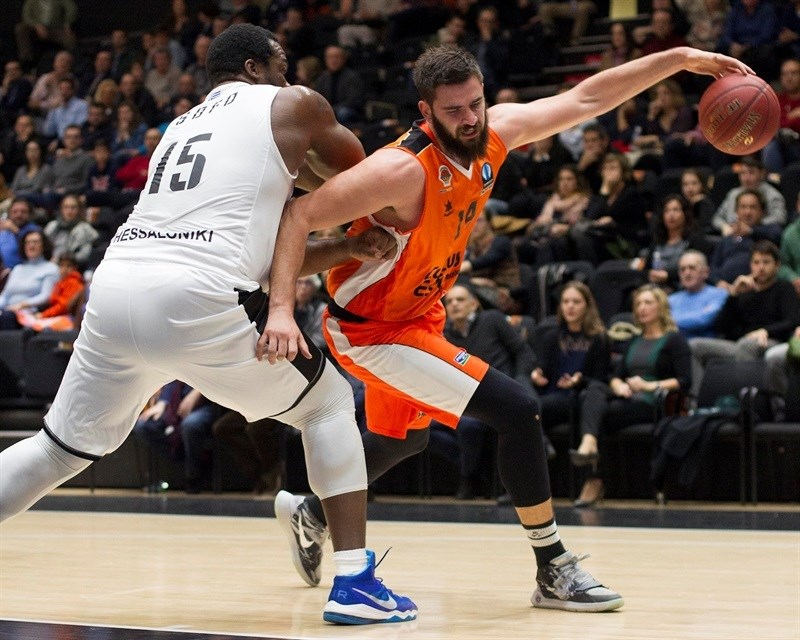 Bojan Dubljevic - Valencia Basket - EC15 (photo Valencia - Miguel Angel Polo)