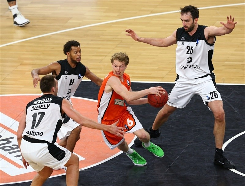 Per Guenther - ratiopharm Ulm - EC15 (photo Florian Achberger - Ratiopharm Ulm)