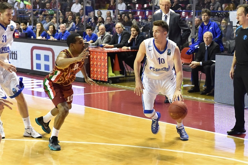 Ryan Toolson - Zenit St. Petersburg - EC15 (photo Reyer Venice)