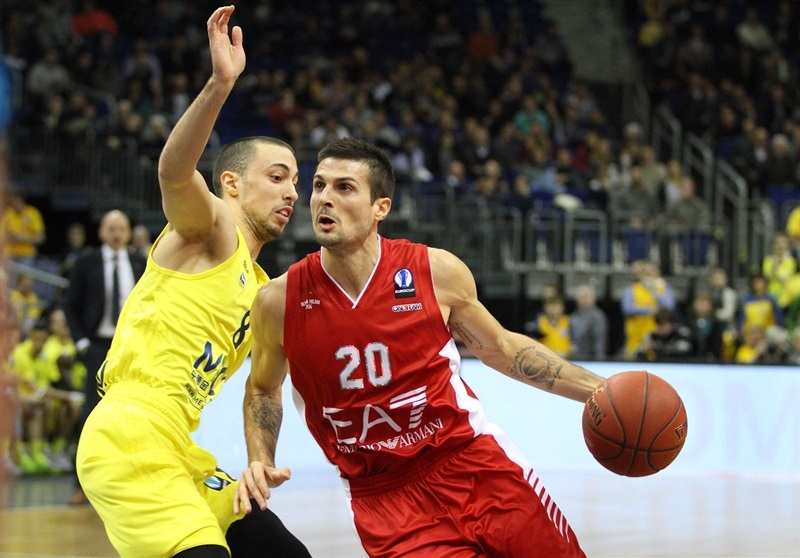 Andrea Cinciarini - EA7 Emporio Armani Milan - EC15 (photo ALBA Berlin - Camera4)