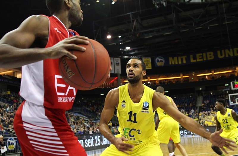 Akeem Vargas - ALBA Berlin - EC15 (photo ALBA Berlin - Camera4)