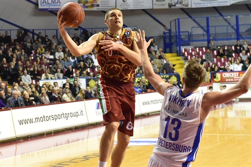 Michael Bramos - Umana Reyer Venice - EC15 (photo Reyer Venice)