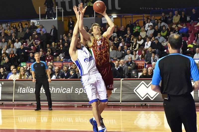 Benjamin Ortner - Umana Reyer Venice - EC15 (photo Reyer Venice)