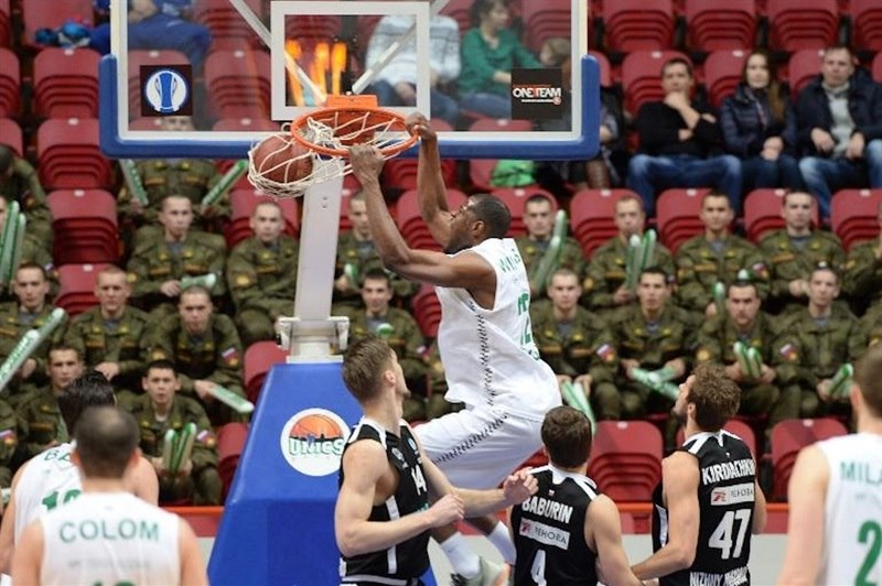 Latavious Williams - Unics Kazan - EC15 (photo Unics)
