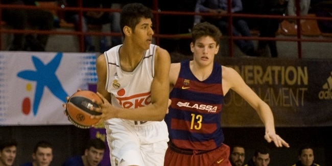 Tower of power Dos Anjos leads Madrid to Berlin