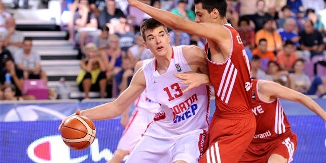 Cedevita inks young center Zubac to long-term deal