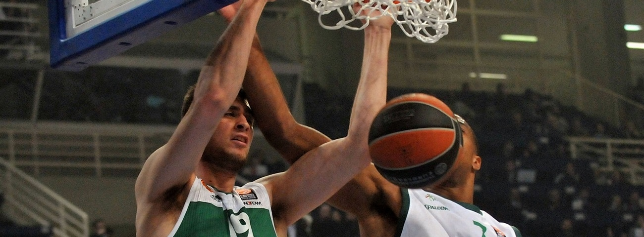 Panathinaikos brings Papagiannis home