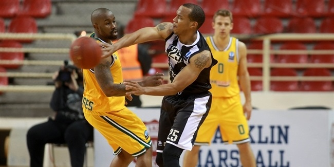 Last 32, Round 2: PAOK Thessaloniki vs. Limoges CSP