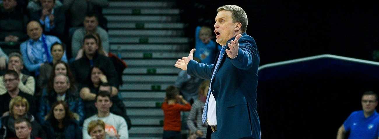 BC Rytas announces Adomaitis as new coach