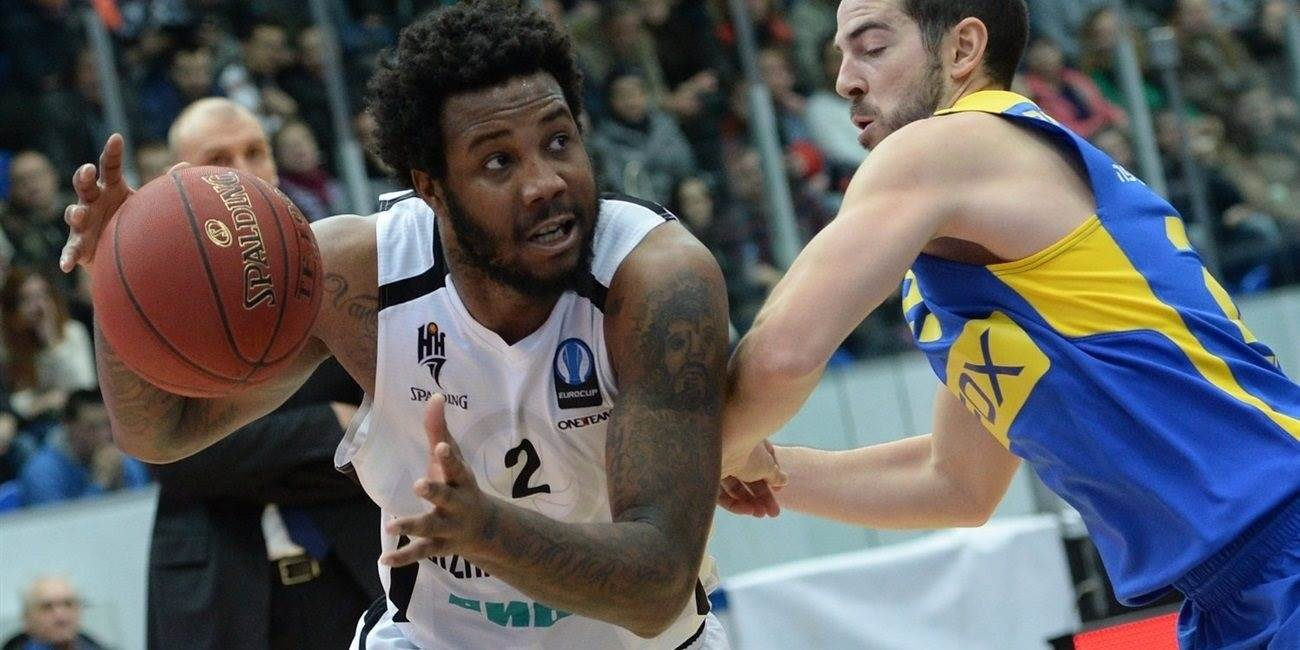 Maccabi FOX contracts All-EuroCup forward Rudd