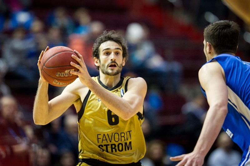 Alvaro Munoz-Borchers - MHP Riesen Ludwigsburg - EC15 (photo Zenit)