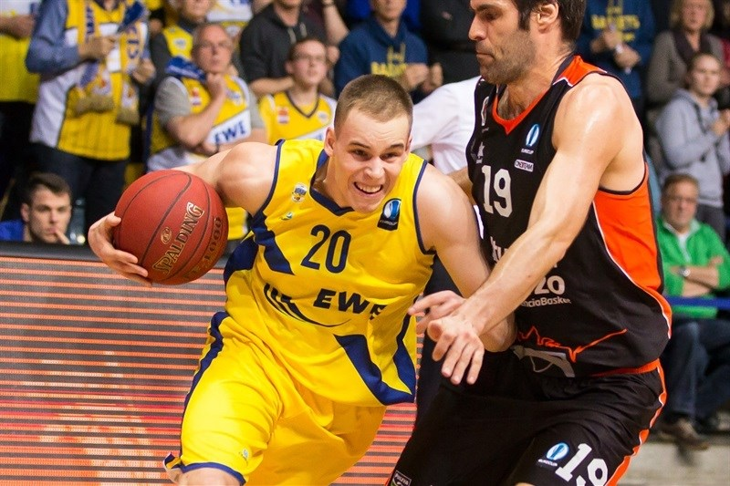 Klemen Prepelic - EWE Baskets Oldenburg - EC15 (photo EWE - Ulf Duda-fotoduda.de)