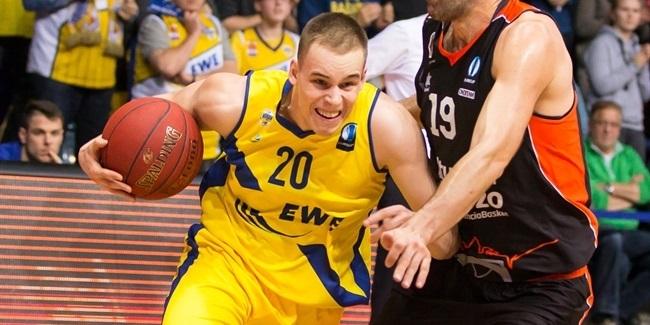 Inside the eighthfinals: EWE Baskets Oldenburg vs. Strasbourg