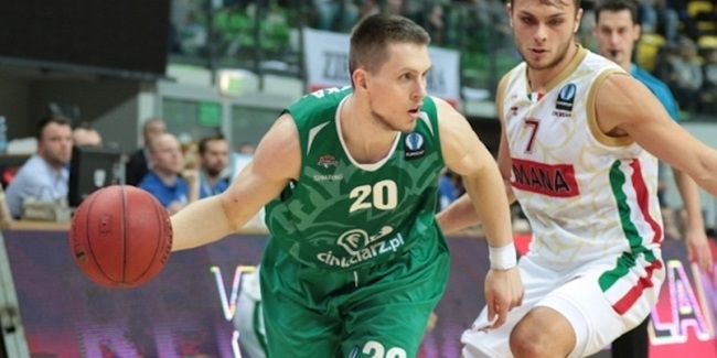 Lokomotiv gets former All-EuroCup selection Ponitka