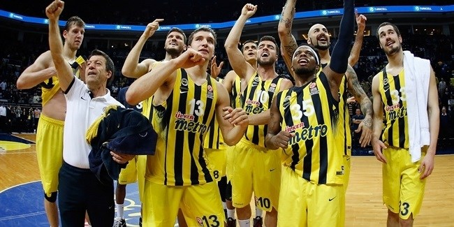 Road to Final Four - Fenerbahce Istanbul