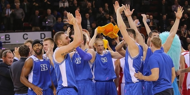 The Club Scene: Neptunas Klaipeda